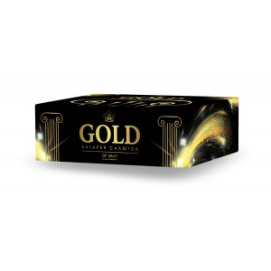 "Батарея салютов GOLD СР0030003 (1""/1,2"" х 278)"