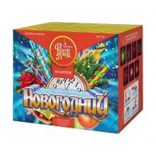 "Батарея салютов Новогодний ЕС710 (1,25"" х 49)"