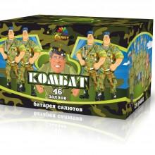 "Батарея салютов Комбат СР1504601 (1""/1,2""/1,5"" х 46)"