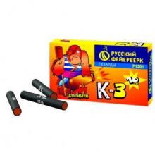 Петарды «К-3»/ Корсар 3 терочные Р1301 (100 шт.)