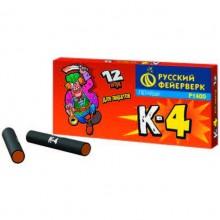 Петарды «К-4»/ Корсар 4 терочные Р1400 (блок - 144 шт.)