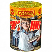 "Батарея салютов РС7020 Эрудит (1"" х 8)"