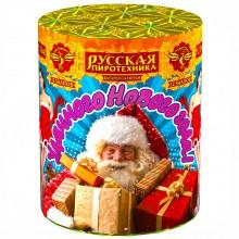 "Батарея салютов РС7040 Удачного Нового года! (1"" х 12)"