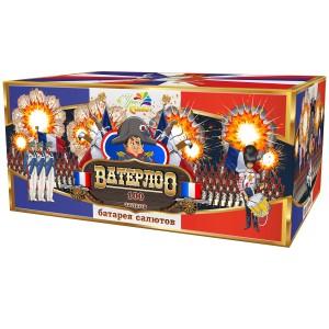 "Батарея салютов Ватерлоо СП1210013 (1,2"" х 100)"