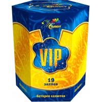 "Батарея салютов VIP СП1201911 (1,2"" х 19)"